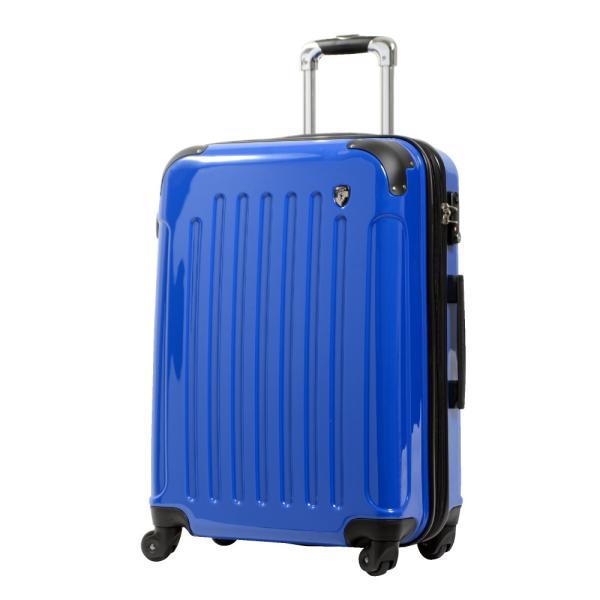 スーツケース Mサイズ 中型 軽量 約69L 拡張機能 YKKファスナー 人気 1年間保証 ファスナータイプ ハードケース 旅行かばん|dream-shopping|08