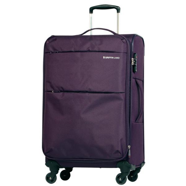 スーツケース Lサイズ 大型 軽量 約95L 約2.9kg 拡張機能 人気 1年間保証 ソフトタイプ  ソフトキャリー TSAロック  dream-shopping 10