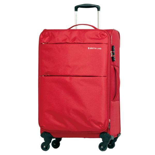 スーツケース Lサイズ 大型 軽量 約95L 約2.9kg 拡張機能 人気 1年間保証 ソフトタイプ  ソフトキャリー TSAロック  dream-shopping 09
