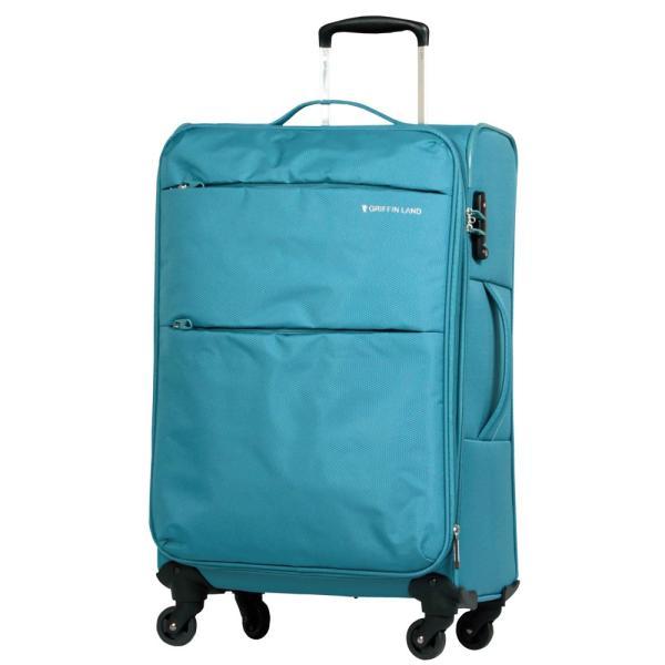 スーツケース Lサイズ 大型 軽量 約95L 約2.9kg 拡張機能 人気 1年間保証 ソフトタイプ  ソフトキャリー TSAロック  dream-shopping 11