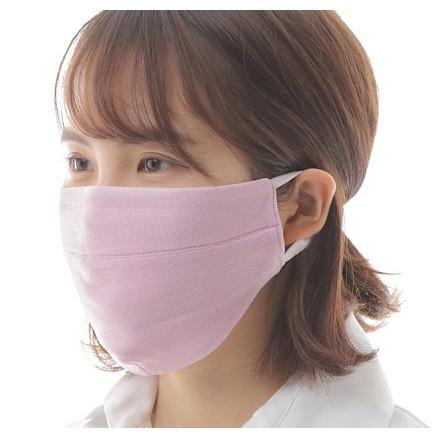 UVカット率99.8% ドレスマスク 飛沫防止ノーズワイヤー入り 日本製 洗濯200回以上可 光触媒繊維 抗菌 消臭 吸水 速乾ジャパンクオリティー認証国内縫製工場|dressmask-drema|06