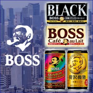 boss 缶コーヒー