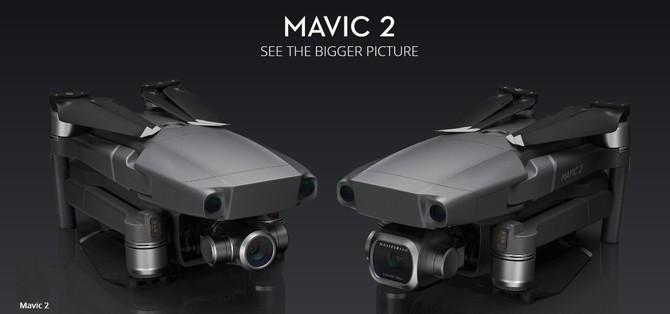 DJI ドローン DJI MAVIC 2 PRO D180823011