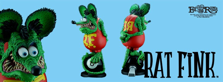 RAT FINK (8Ball)