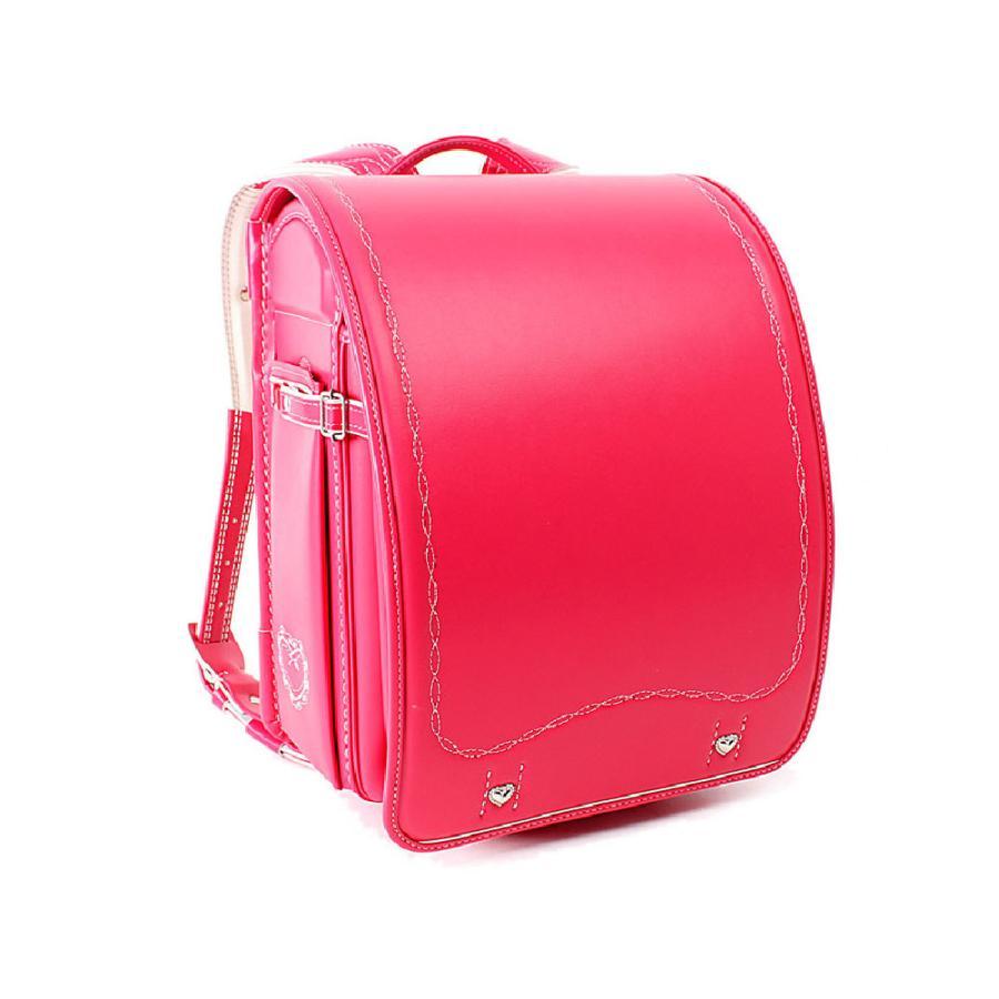 ファイテン ランドセル 女の子 2022 phig 日本製 6年保証 Phiten RELAX ファイテン リラックス サイドポケット A4 軽い ワンタッチロック モリちゃんランちゃん|e-bag-morita|17