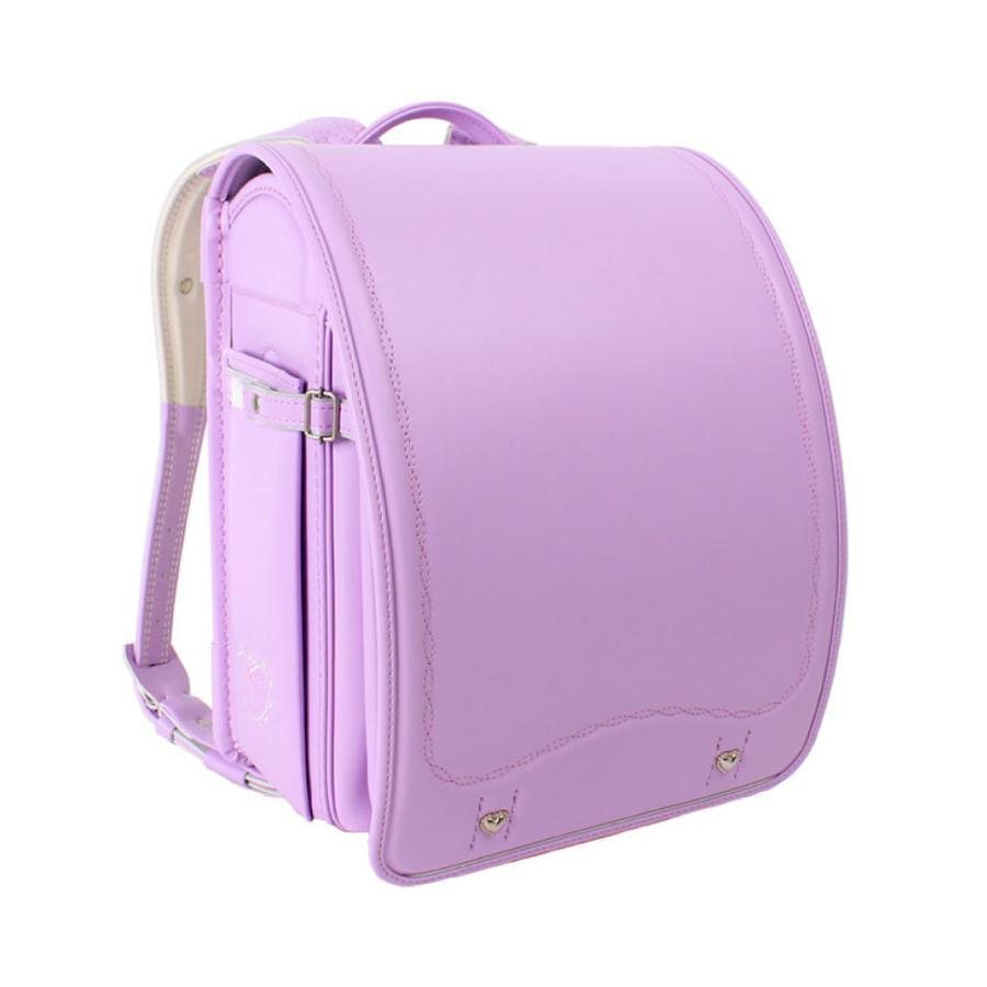 ファイテン ランドセル 女の子 2022 phig 日本製 6年保証 Phiten RELAX ファイテン リラックス サイドポケット A4 軽い ワンタッチロック モリちゃんランちゃん|e-bag-morita|20
