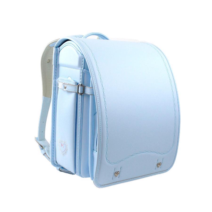 ファイテン ランドセル 女の子 2022 phig 日本製 6年保証 Phiten RELAX ファイテン リラックス サイドポケット A4 軽い ワンタッチロック モリちゃんランちゃん|e-bag-morita|21