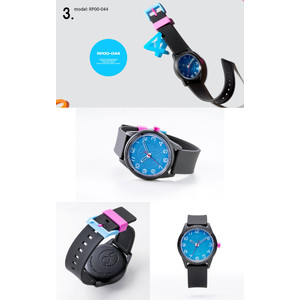 お取り寄せ Q&Q キューアンドキュー Smile Solar スマイルソーラー シチズン 腕時計 ユニセックス 5気圧防水 SS3 e-bloom 17