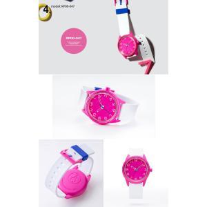 お取り寄せ Q&Q キューアンドキュー Smile Solar スマイルソーラー シチズン 腕時計 ユニセックス 5気圧防水 SS3 e-bloom 18