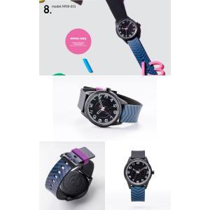 お取り寄せ Q&Q キューアンドキュー Smile Solar スマイルソーラー シチズン 腕時計 ユニセックス 5気圧防水 SS3 e-bloom 22