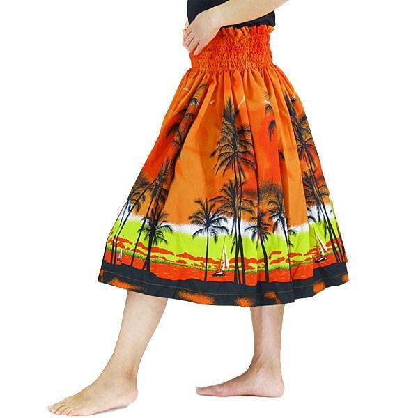 フラダンス 衣装 シングル パウスカート フラダンス スカート フラ パウスカート かわいい ダンス衣装 JA54260|e-dance-fitness|08