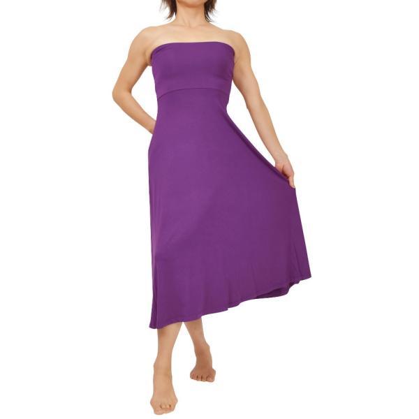 0ae80d13ec122 フラダンス衣装 ベアワンピース ドレス チューブトップ ロングスカート ノースリーブ ストレッチ素材 フラダンス 衣装 T82141 