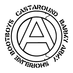 CAST AROUND