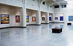 上海美術館 回顧展