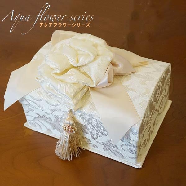 ホワイト:ジュエリーボックス・宝石箱
