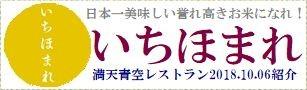 福井県産「いちほまれ」