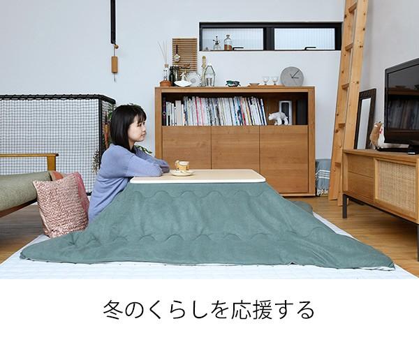 東京西川(西川産業)リバーシブルこたつ布団