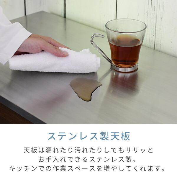 人工大理石トップダストボックス