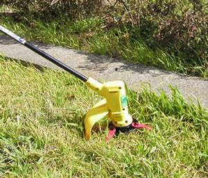 電気草芝刈り機 刈る刈るボーイ