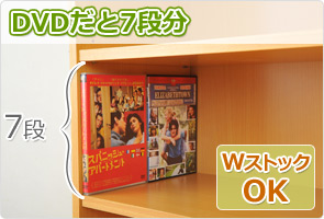 DVD7段分