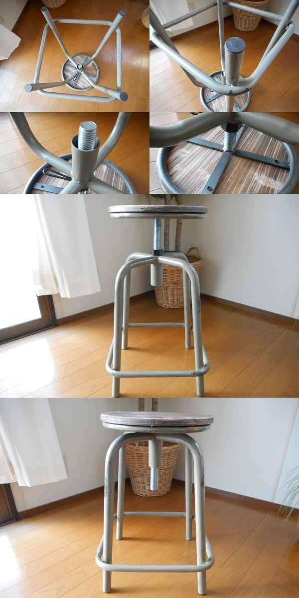 アンティーク家具スツール