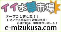 イイ水草市場ホームページ