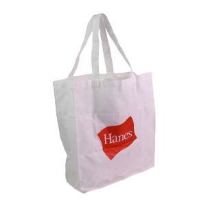エコバッグ 買い物バッグ レディース メンズ 折りたたみ コンパクト トートバッグ シンプル 軽量 リップナイロン  ヘインズ Hanes お出掛け|e-mono-online|15