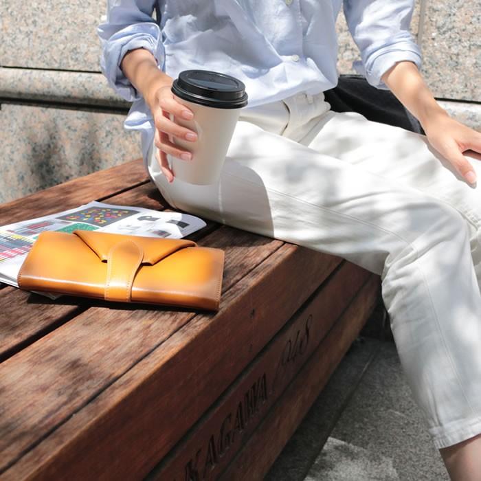 長財布 レディース ギャルソン財布 牛革 本革 大容量 オープンボックス小銭入れ 財布 オリジナル オープンポケット ギャルソンウォレット カジュアル フォーマル エレガント ロングウォレット ユニセックス