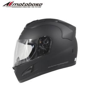 【送料無料】【在庫有】モトベース(MOTO BASE)バイク用(安全規格:SG/PSC)エアロダイナミック フルフェイスヘルメット/MBHL-FF01|e-net|20