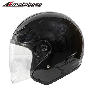 【送料無料】【在庫有】モトベース(MOTO BASE)バイク用 オープンフェイスジェットヘルメット/MBHL-SJ01|e-net|13