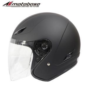 【送料無料】【在庫有】モトベース(MOTO BASE)バイク用 オープンフェイスジェットヘルメット/MBHL-SJ01|e-net|12
