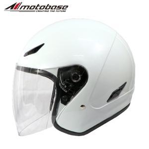 【送料無料】【在庫有】モトベース(MOTO BASE)バイク用 オープンフェイスジェットヘルメット/MBHL-SJ01|e-net|14