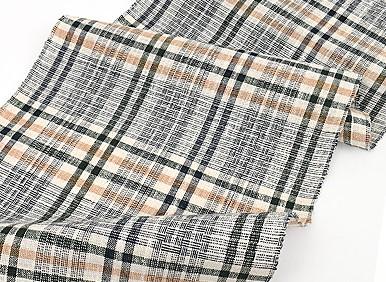 丹波布 手紡ぎ 草木染め 手織り 八寸 名古屋帯