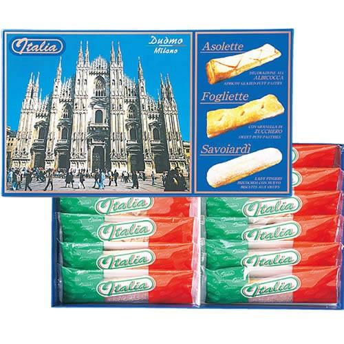 ミラノ パフクッキー1箱