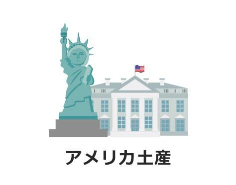 アメリカ土産特集