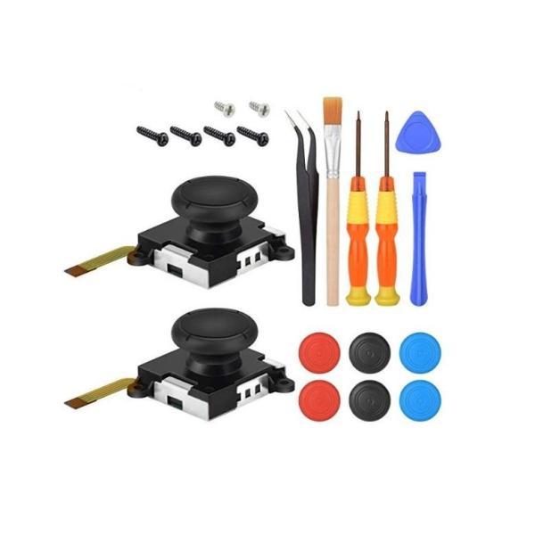 ニンテンドー スイッチ ジョイコン 修理キット switch コントローラー パーツ joy-con スティック|e-sma|20