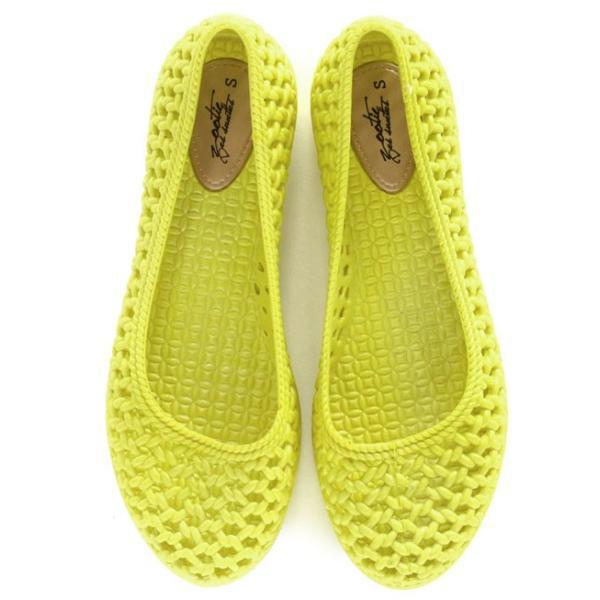 ラバーサンダル サンダル レディース ラバーシューズ レインパンプス パンプス プール 海 履きやすい ビーサン ぺたんこ|e-zakkamania|22