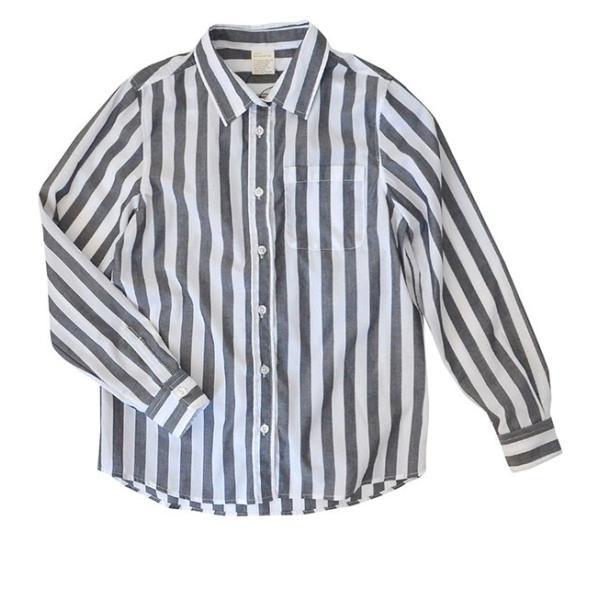 UVカット シャツ ブラウス レディース 長袖 白シャツ ゆったり UV対策 日焼け対策 紫外線 UVカットシャツ チェックシャツ 秋|e-zakkamania|23