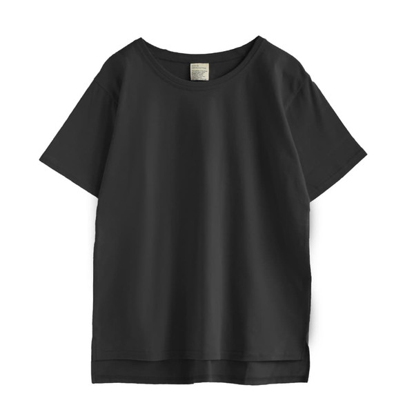 汗しみ防止 Tシャツ レディース 春 夏 半袖 汗 吸収 速乾 脇汗 綿100% UV対策 カットソー ゆったり 大きいサイズ 無地 撥水 吸水 メール便可|e-zakkamania|23