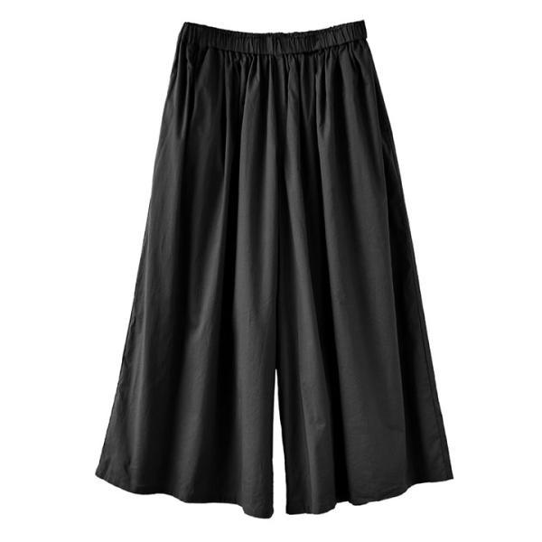 ガウチョ 春 夏 綿100 レディース ボトムス パンツ ズボン ガウチョパンツ ワイドパンツ スカーチョ ロング ゆったり コットン インドコットン|e-zakkamania|24