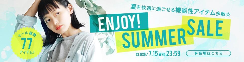 ENJOY! SUMMER SALE
