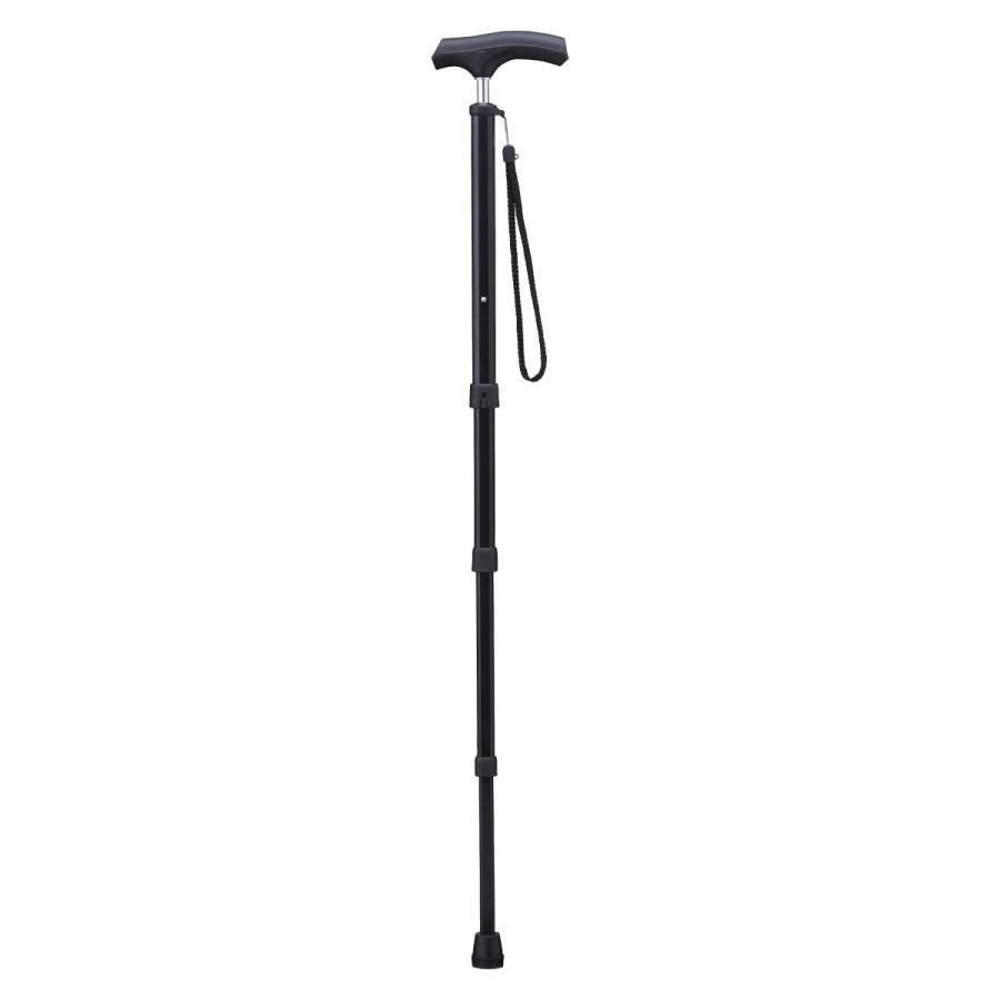 杖 折りたたみ 軽量 おしゃれ 女性 男性 ストラップ ステッキ 伸縮 SGマーク 愛杖 ケイホスピア 男女兼用 レディース メンズ 握りやすい 持ちやすい 愛杖 ポケッ|e-zakkaya|10