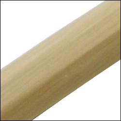 模造刀短刀白鞘九寸ZS505