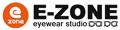 メガネショップE-ZONE ロゴ