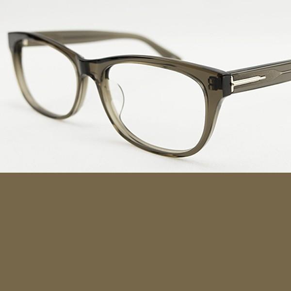 大きいフレーム 大きめサイズのメンズ眼鏡 度付きメガネ ダテめがね おしゃれなウェリントン 大きい顔向き Z8432|e-zone|25