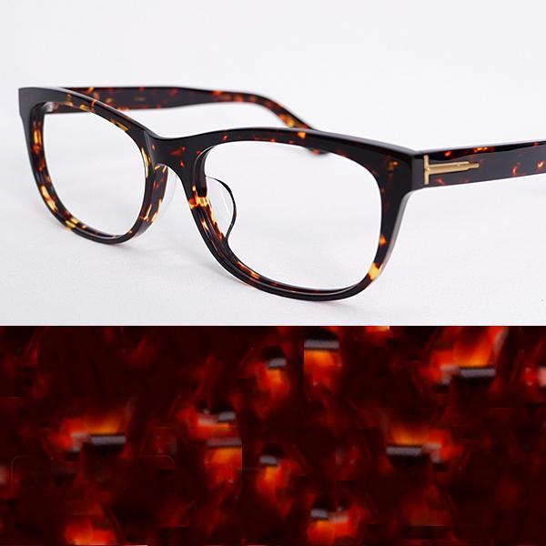 大きいフレーム 大きめサイズのメンズ眼鏡 度付きメガネ ダテめがね おしゃれなウェリントン 大きい顔向き Z8432|e-zone|26
