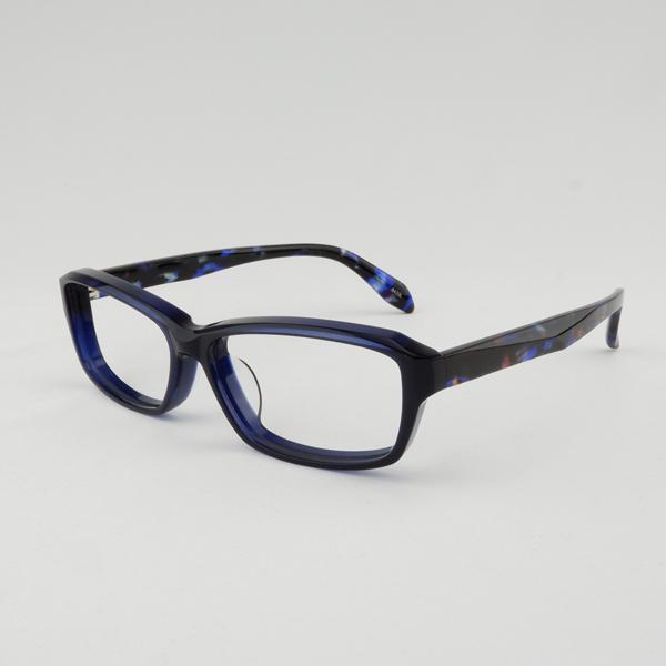 大きいフレーム 太い 大きめサイズのメンズ眼鏡 度付きメガネ ダテめがね 大きい顔向き z8433|e-zone|21