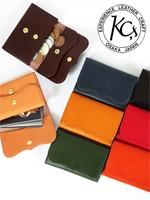 KC'S レザーカードケース