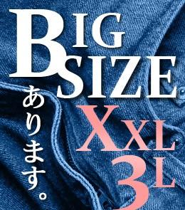 BIGサイズあります!