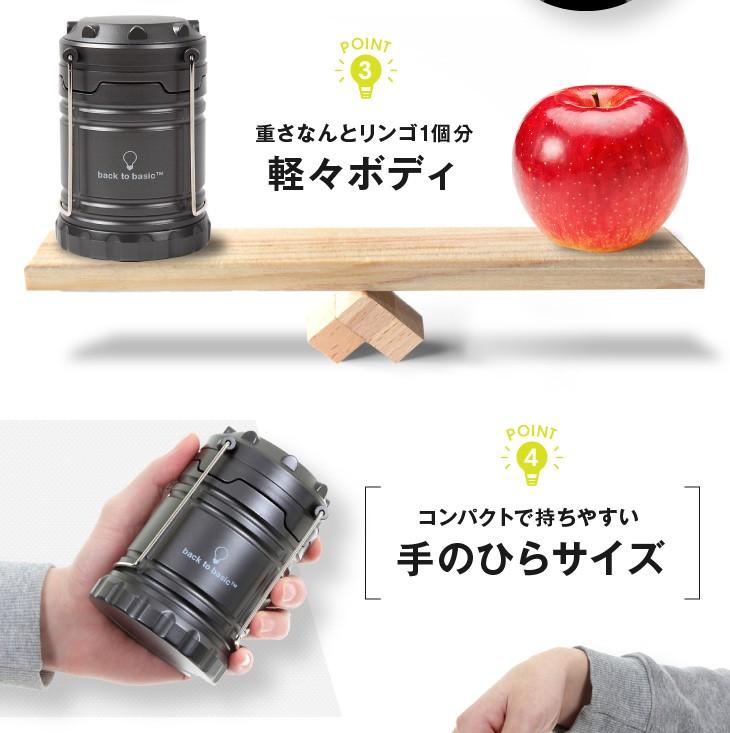 重さなんとリンゴ1個分軽々ボディ コンパクトで持ちやすい手のひらサイズ